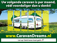Financiering CaravanDreams.nl